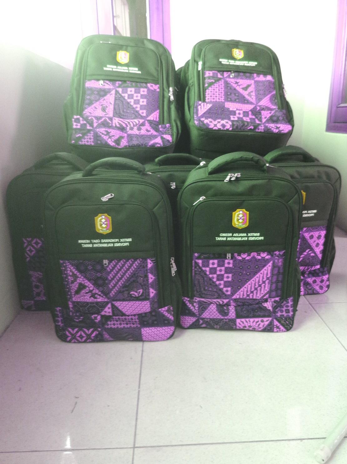 Tas Seminar Batik, Pesan Tas Seminar, Tas Seminar Kit Batik