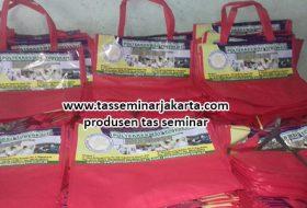 tas goody bag murah, tas seminar, Tas Spunbond Murah, Tas Pesta Murah