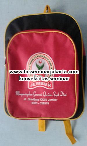 tas seminar, Tas Sekolah Bandung